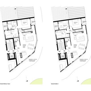 Varianten Wohnung 8