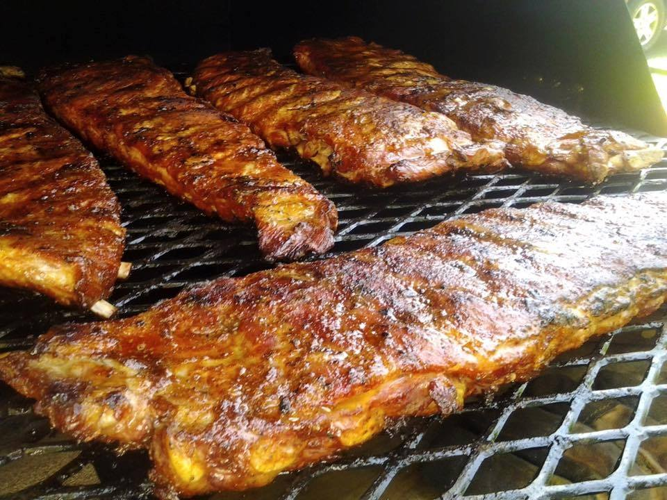 St Louis Style Ribs
