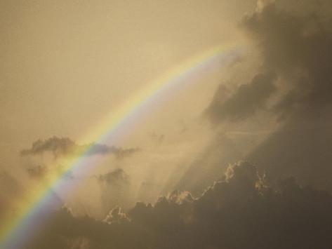 To My Rainbow Baby