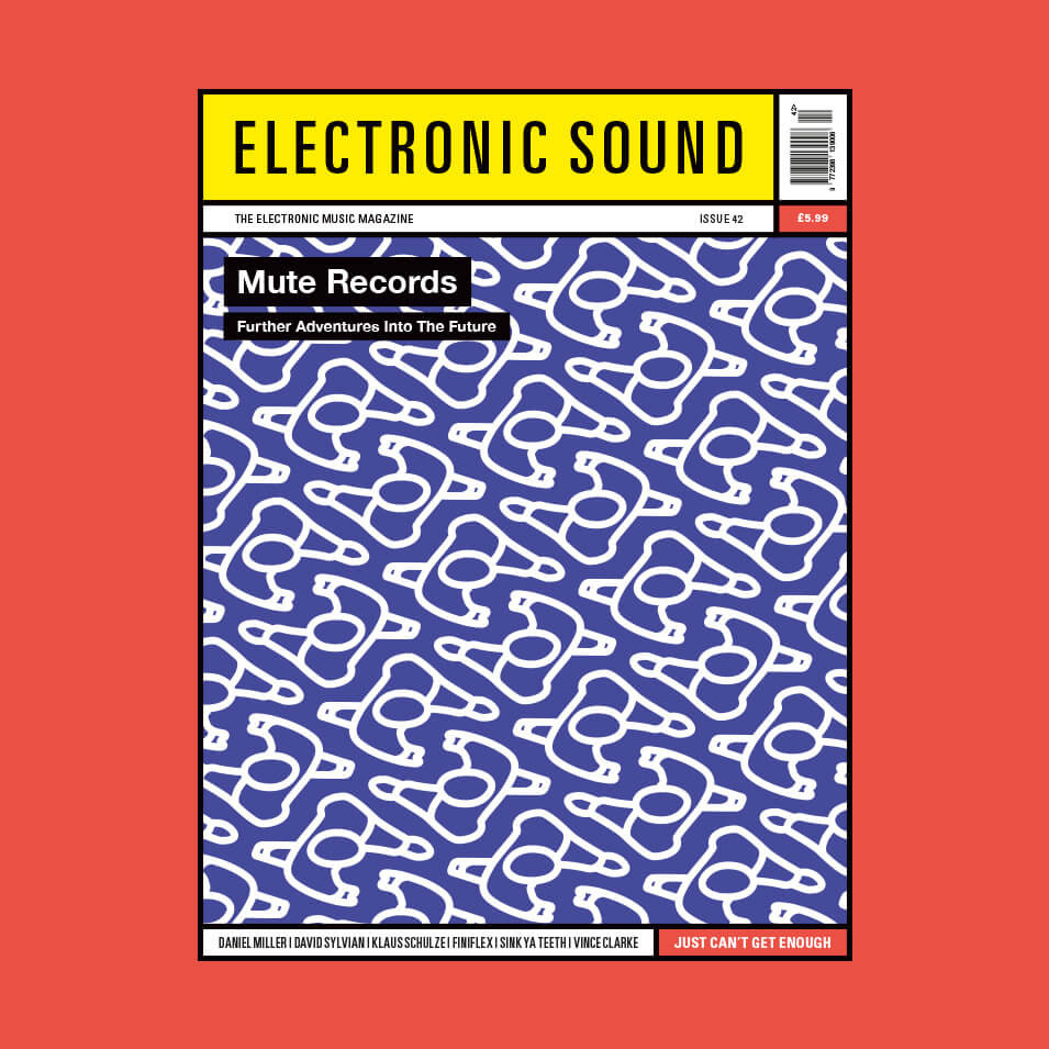 Electronic Sound Magazine Front Cover