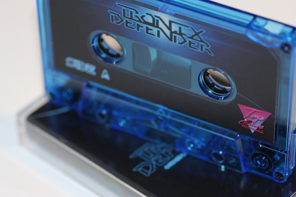 Translucent Cassette Shell