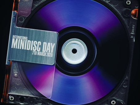 International Minidisc Day