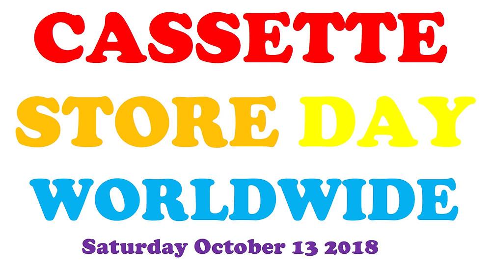 Cassette Store Day 2018 Logo