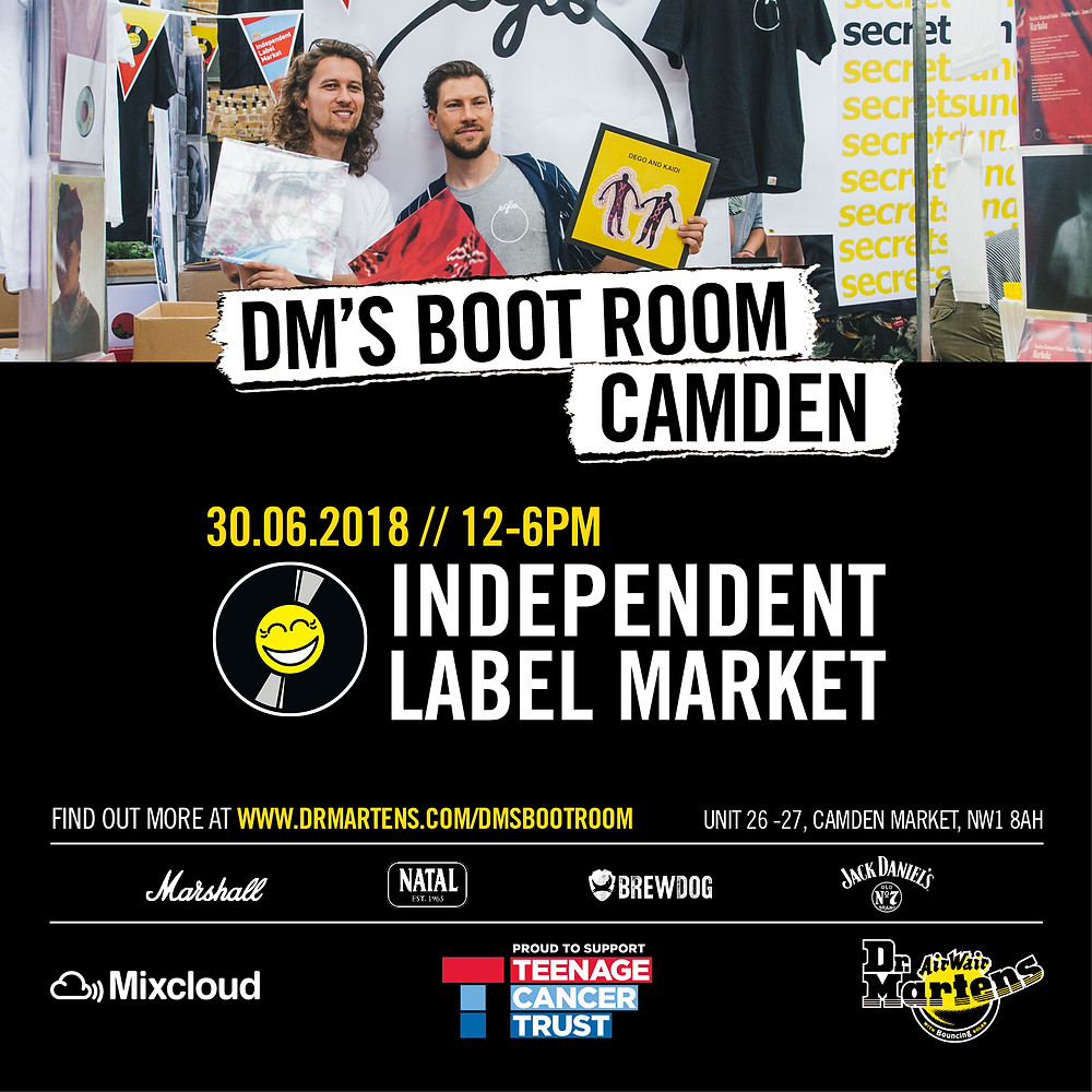 Independent Label Market Forthcoming Event