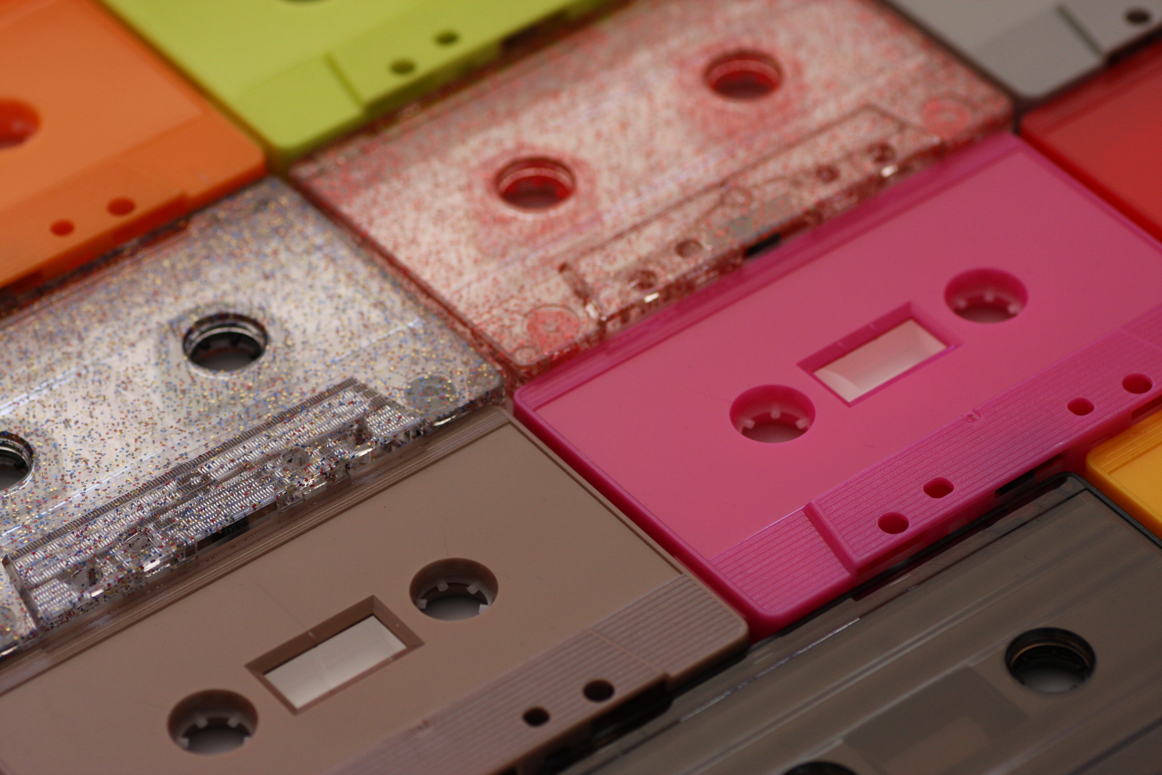 Cassette Shell