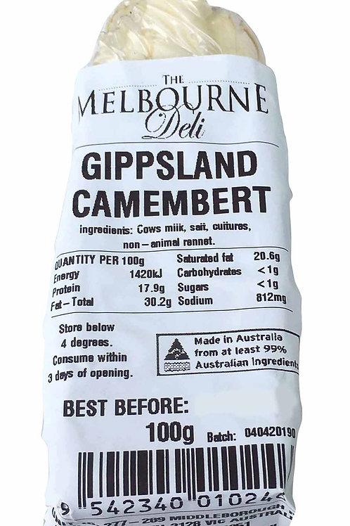 Gippsland Camembert 100g