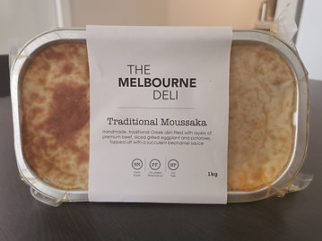 Traditional Moussaka 1kg