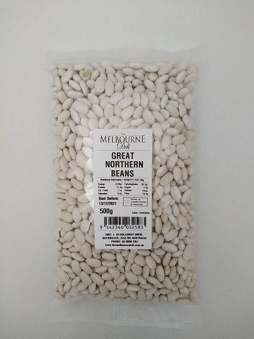 Great Northern Beans 500g