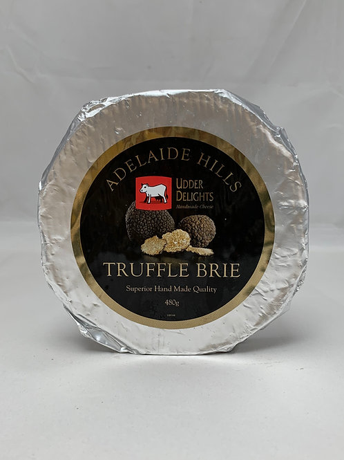 Truffle Brie Organic 480g