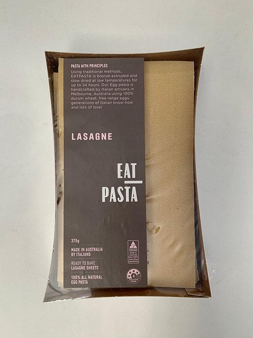 Lasagna Sheets 375g Eat Pasta