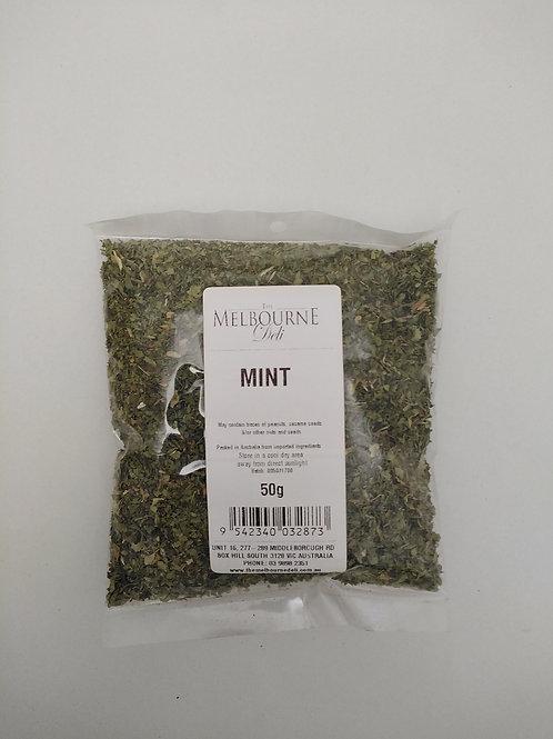 Mint Dried 50g