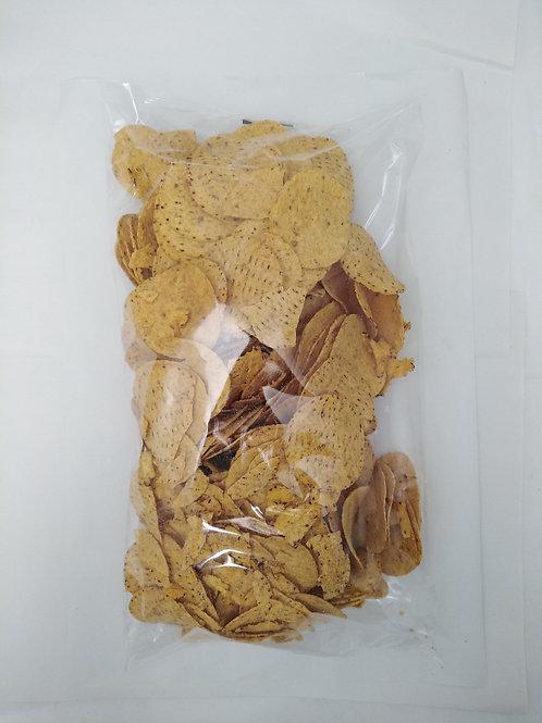 Organic Corn Chips 500g