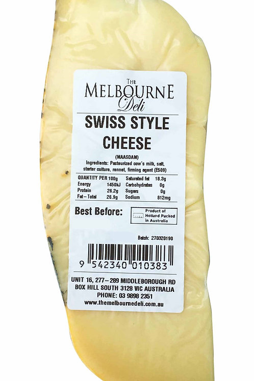 Swiss Style Cheese 190g