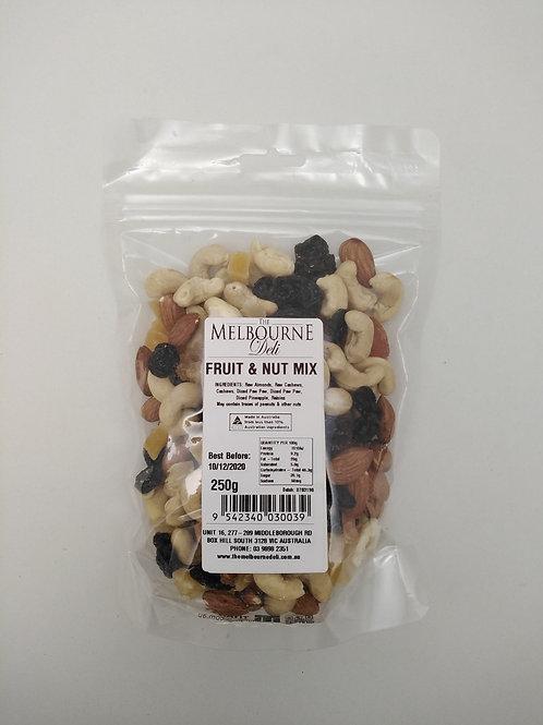 Fruit and Nut Mix 250g