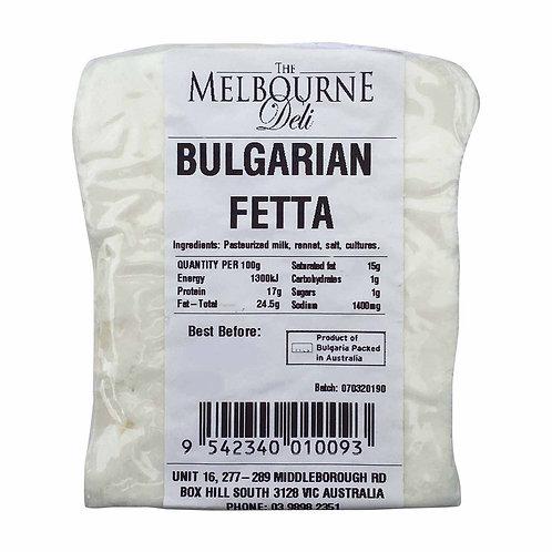 Bulgarian Fetta 250g