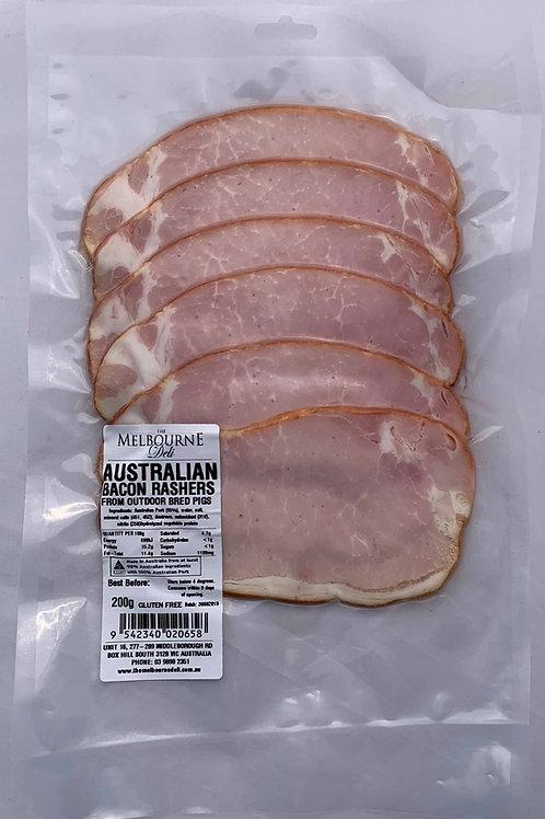 Australian Bacon 200g