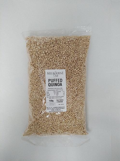 Quinoa Puffed Organic 150g