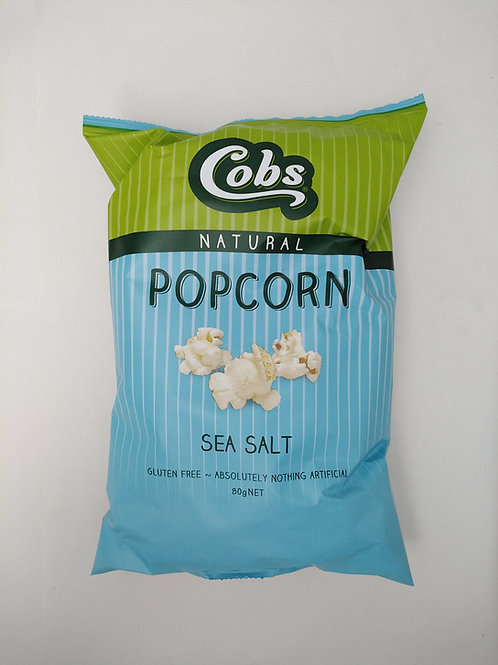 Cobbs Popcorn Salted 80g