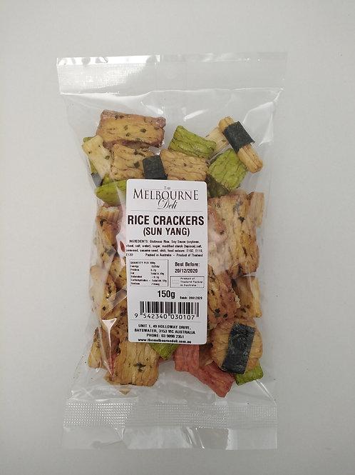 Japanese Rice Crackers 150g
