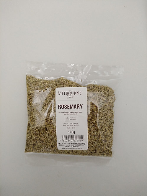Rosemary Dried 100g