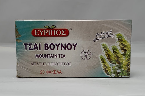 Evripos Mountain Tea 20 x Bags