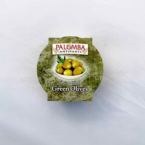 Green Olives Fetta Filled 200g