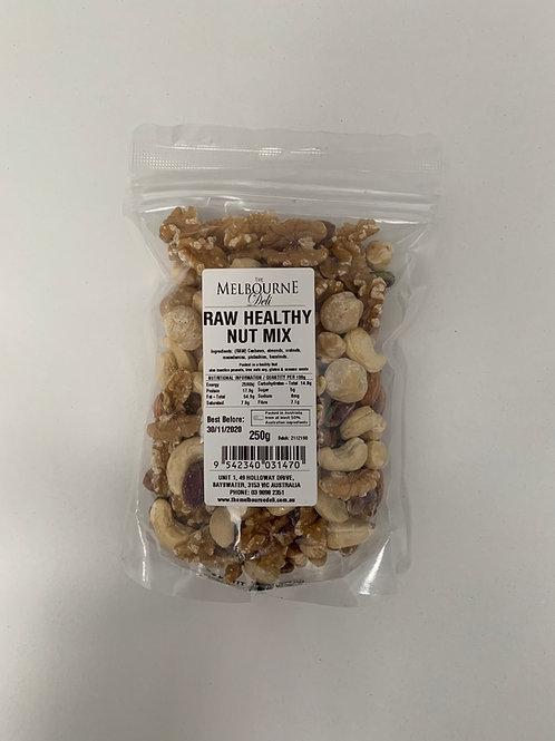 Raw Healthy Nut Mix 250g