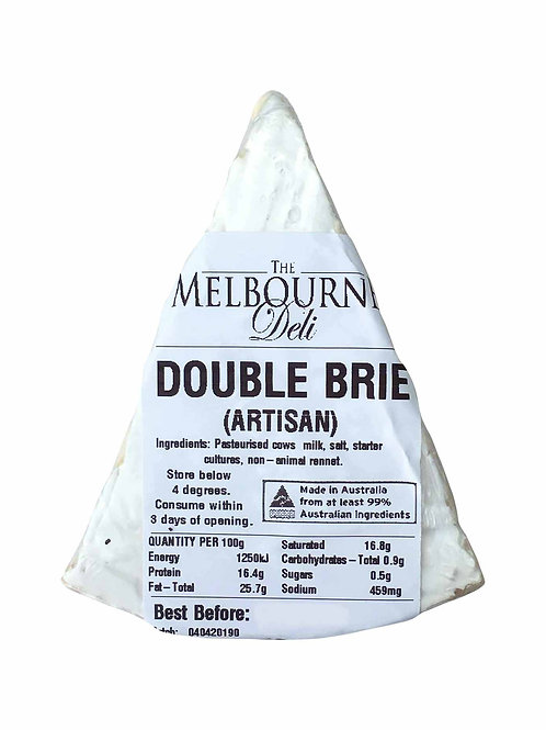 Double Brie 120g