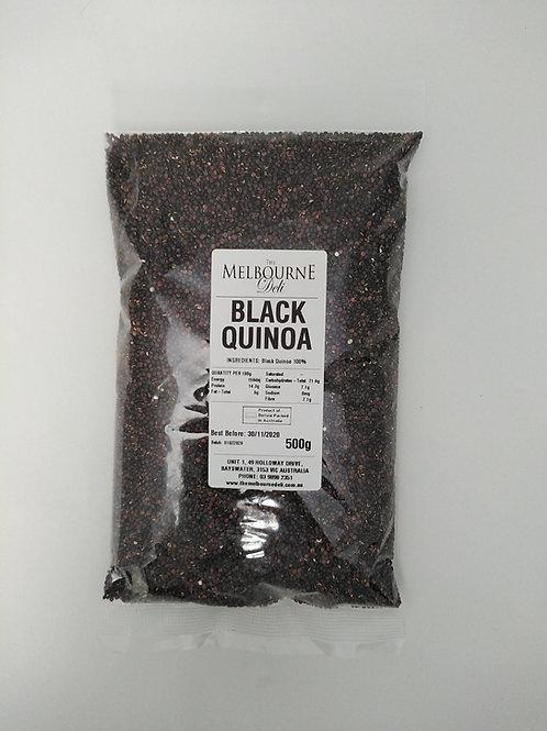 Quinoa Black Organic 500g