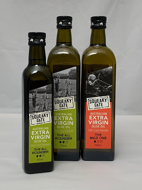 Squeaky Gate The Mild One EVOO 750ml