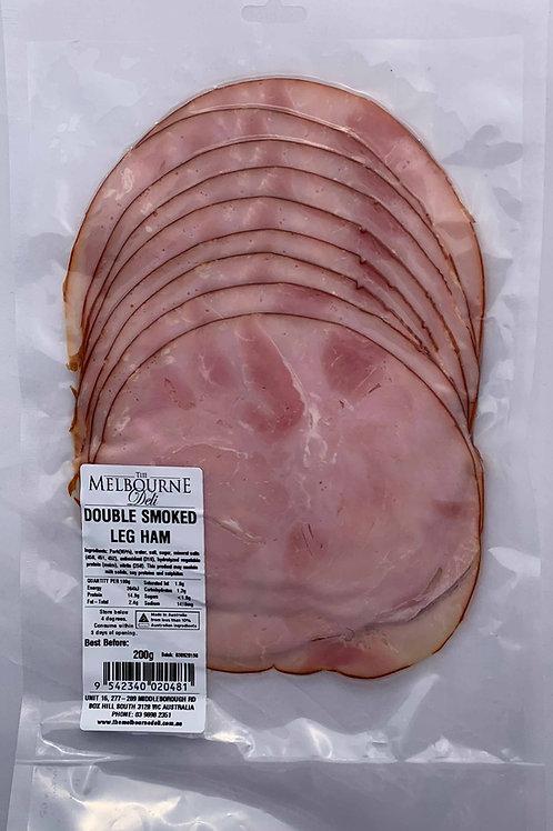 Double Smoked Ham 200g