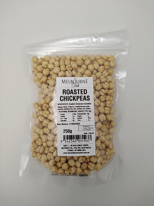 Chickpeas Roasted 250g