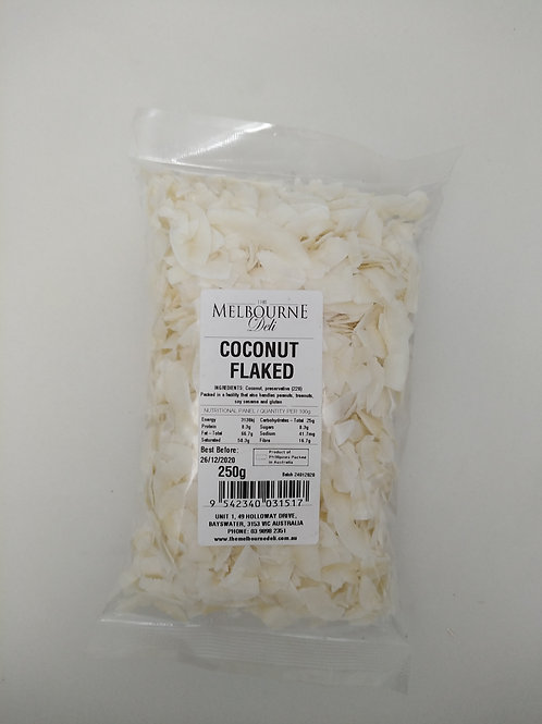 Coconut Flaked 250g