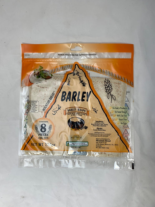 Mountain Bread Wrap Barley 200g