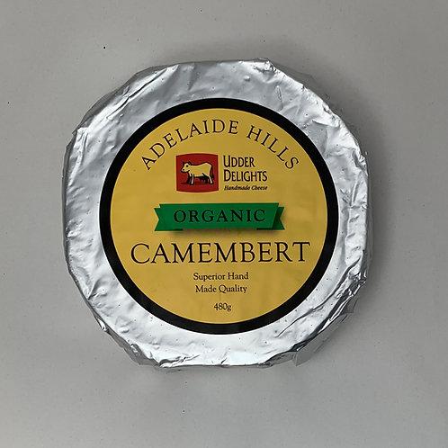 Camembert Organic (UD) 480g