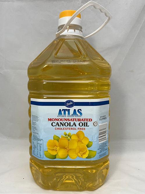 Canola Oil 5 Litre