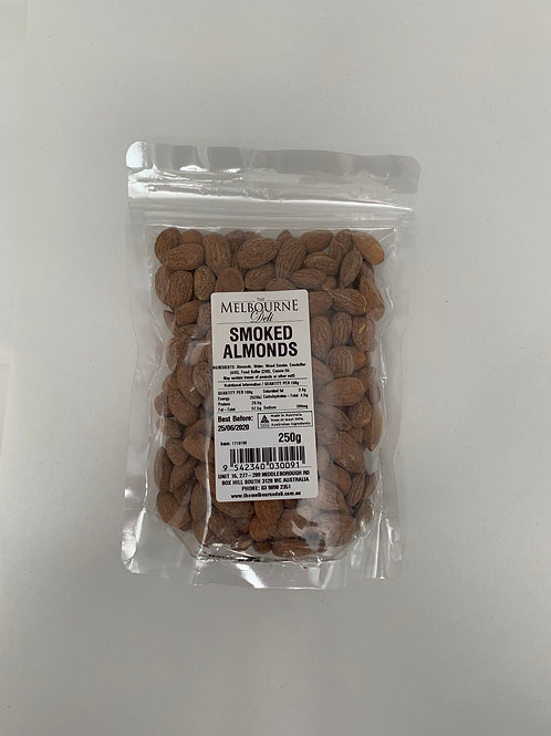 Almonds Smoked 250g