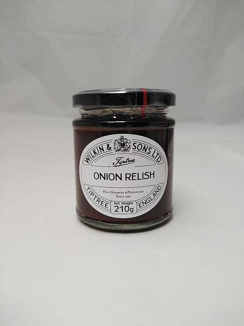 Onion Relish Tiptree 210g