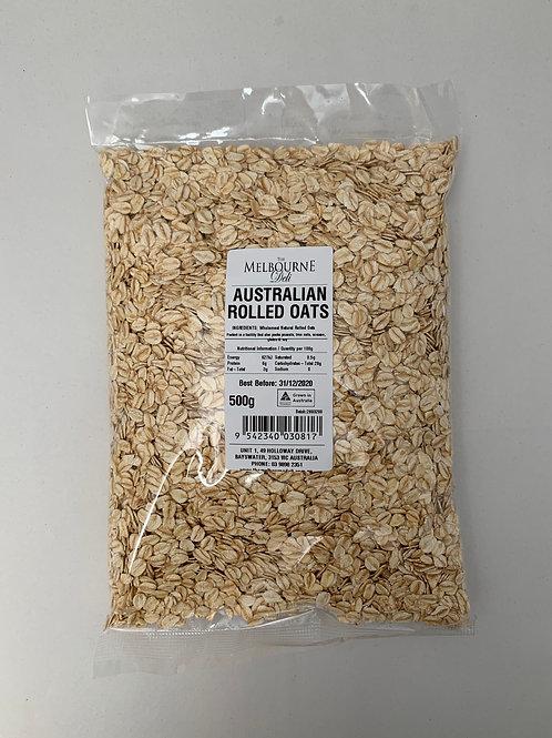 Rolled Oats Australian 500g