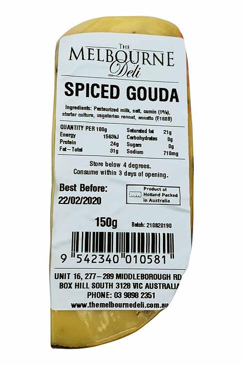 Spiced Gouda 140g