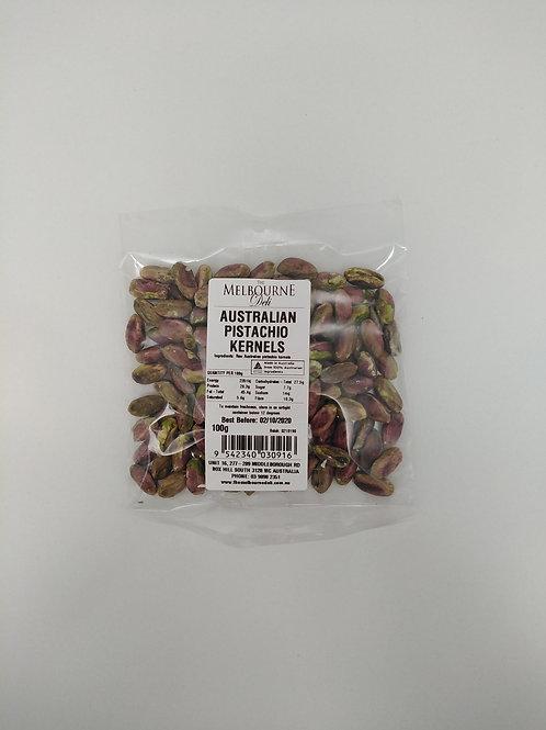 Pistachio Kernels Australian 100g