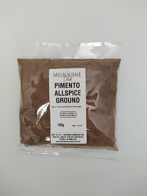 All Spice (Pimento) 100g