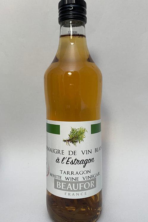 French Tarragon White Wone Vinegar 500mL