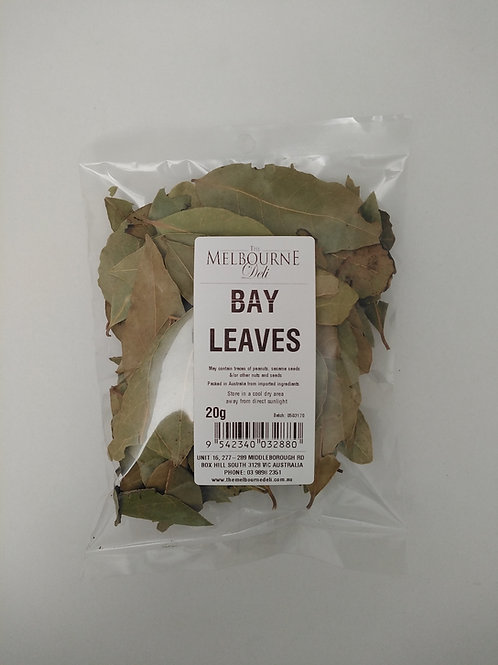 Bay Leaves 20g