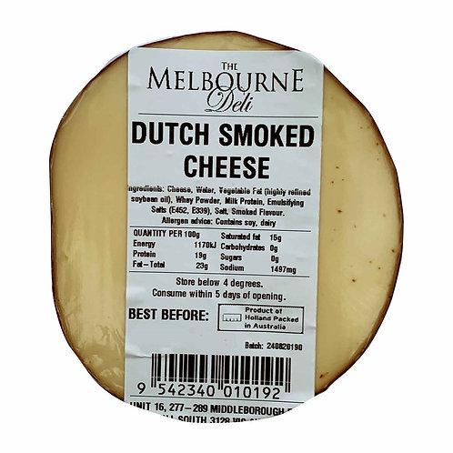 Dutch Smoked Cheese 160g