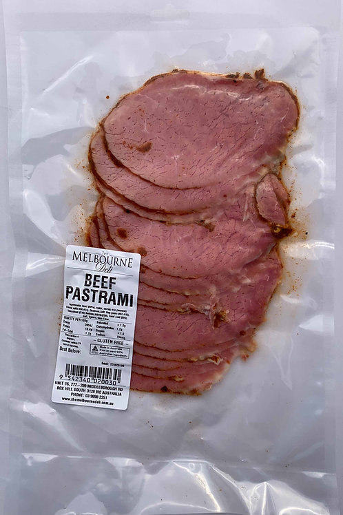 Beef Pastrami 120g