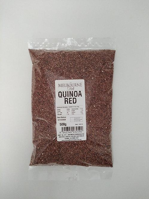Quinoa Red Organic 500g