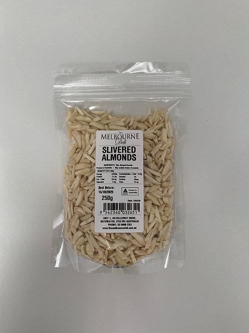 Almonds Slivered 250g