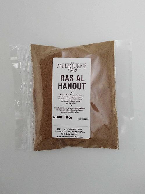 Ras Al Hanout 100g