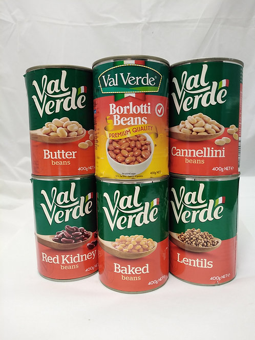 Butter Beans 400g Canned